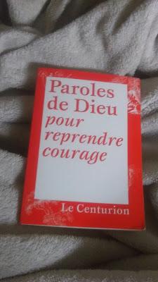 """""""Paroles de Dieu pour reprendre courage"""" – Mini-livre du Père Stricher Joseph"""